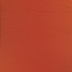 Brændt orange polyester i silk-look-20