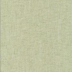 Polyester hør-look i lys sart grøn-20