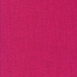 Polyester hør-look i pink-20