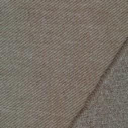 Twill vævet i uld-look i lysebrun og sand-20
