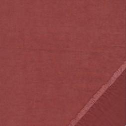 Cupro i polyester i støvet rust/rosa-20