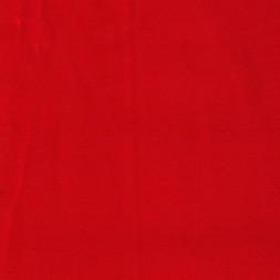 Stof bævernylon i rød