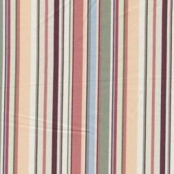 Afklip Patchwork stof Holly Hobbie country stribet 50x55 cm.-20
