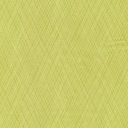 Patchwork stof med skrå striber i lime og lys lime-20