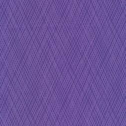 Patchwork stof med skrå striber i lilla og lyselilla-20