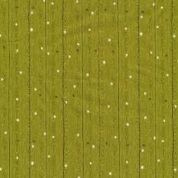Patchwork i træ-look i lime-grøn-20