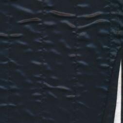 Quiltet dobbel marineblå m/termo indlæg-20