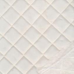 Quiltet med tern i offwhite-20