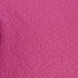 Quiltet med mønster i pink-20