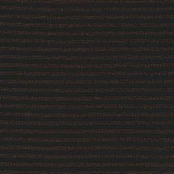 Stribet rib med lurex sort kobber-20