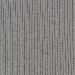 Rib 4x4 i lysegrå meleret-20