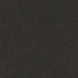 Krakeleret vind-/coatet frakke-stof, mørkebrun-20
