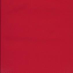 Regnstof ensfarvet rød-20