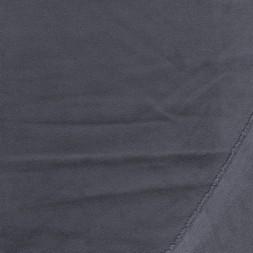 Imiteret ruskind/alcantara med stræk i grå-20