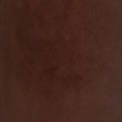 Imiteret ruskind/alcantara med stræk i chokoladebrun-20