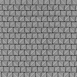 Skjorte poplin med stræk, hvid med sort tern-20