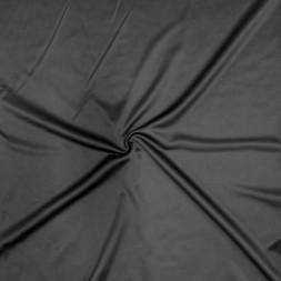 Sort polyester jersey til sportstøj-20