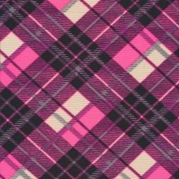 Jersey i polyamid i Neon tern i pink-20