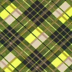 Jersey i polyamid i Neon tern i gul-20
