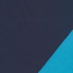 Softshell 2-farvet mørkeblå og turkis-20