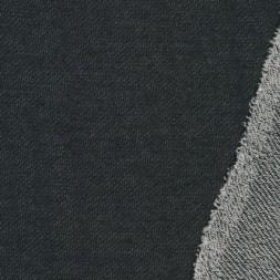 Isoli/strik bomuld/polyester meleret sort-20