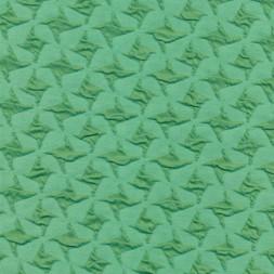 Rest Jacquard strik i hanefjeds-look, mint/grøn, 150 cm.-20