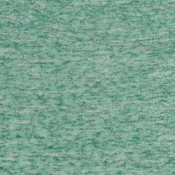 Meleret strik/jersey, grøn/off-white-20