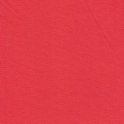 Jersey/strik viscose/elasthan, koral-20
