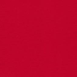 Jersey/strik i Twill-look bomuld/polyester, rød-20