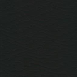 Jacquard strik med bølge-struktur i sort-20