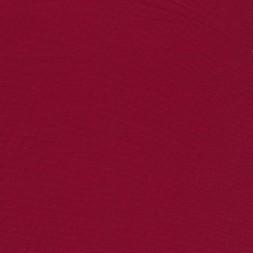 Jersey/strik viscose/polyester, varm rød-20