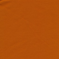 Kraftig strik viscose lycra lys brændt orange-20