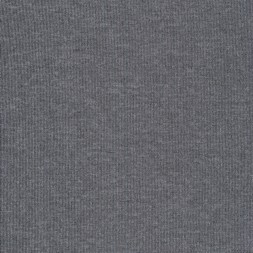 Strik jersey i grå og gl.sølv-20