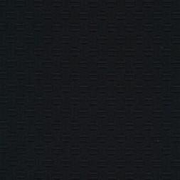 Strik i polyester i sort med tern struktur-20