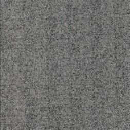 Strik i sildebens-look i lysegrå og koksgrå-20