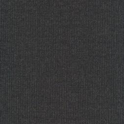 Ribstrikket meleret strik i viscose polyester, koksgrå-20