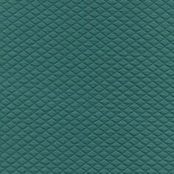 Quiltet strik-jersey, petrol-grøn-20