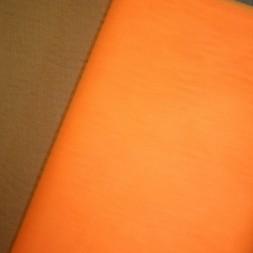 Tyl lys orange-20
