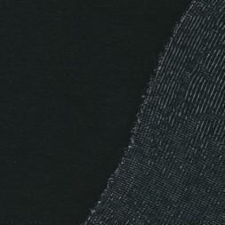 Dobbel uld sort sort/hvid-20