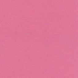 Ribstrikket jersey uld/polyester, lyserød-20