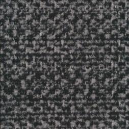 Meleret tweed grå sort-20