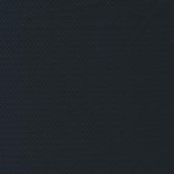 Uld/polyester med stræk og lille mønster i mørkeblå-20