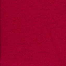 Boucle rød uld/viscose-20