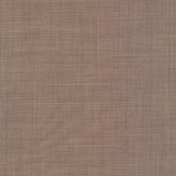 Uld/polyester m/stræk lys brun meleret-20