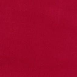 Velour i bomuld, rød-20