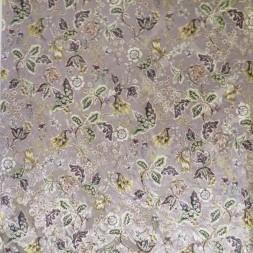 Spantex Velour med blomster i pudder-rosa, sort, offwhite-20