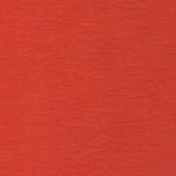 Rest Viscose polyester i rød-orange 100 cm.-20