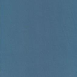 100% viskose twill-vævet støvet blå-20