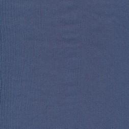 Crepé viscose i denimblå-20