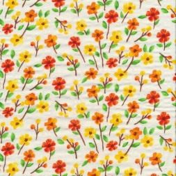 Blomstretviscosebomuldoffwhitegulorange-20
